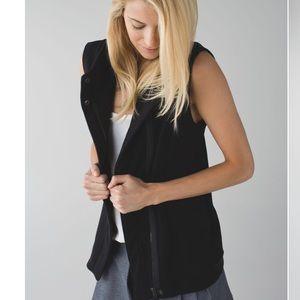 Lululemon Black Versa Vest